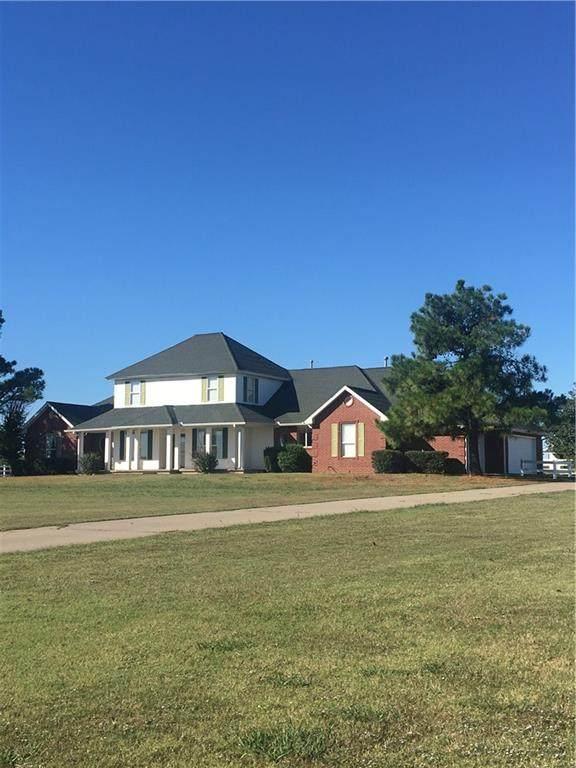 9401 Southern View Drive, Oklahoma City, OK 73165 (MLS #981107) :: 580 Realty