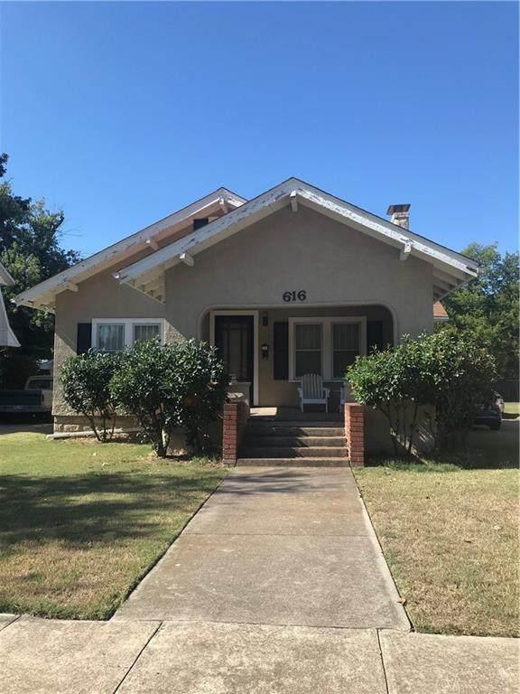 616 Miller Avenue, Norman, OK 73069 (MLS #981148) :: KG Realty