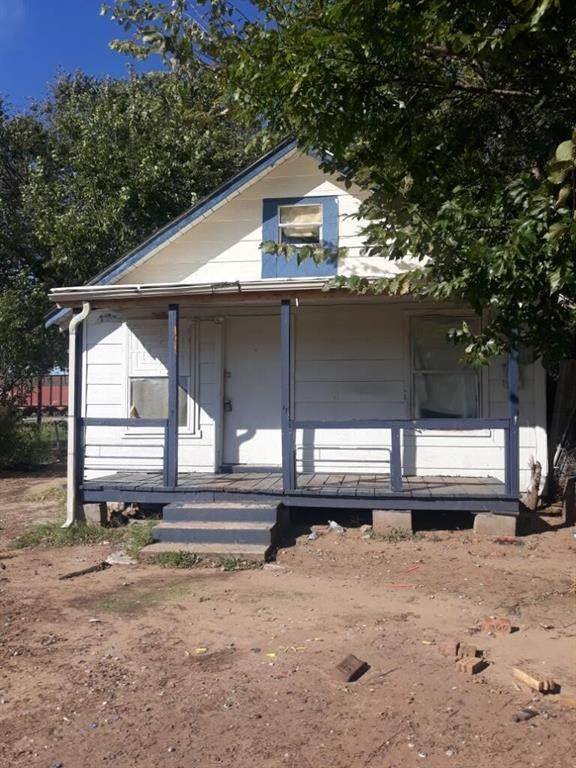 725 SE 10th Street, Oklahoma City, OK 73129 (MLS #981168) :: ClearPoint Realty
