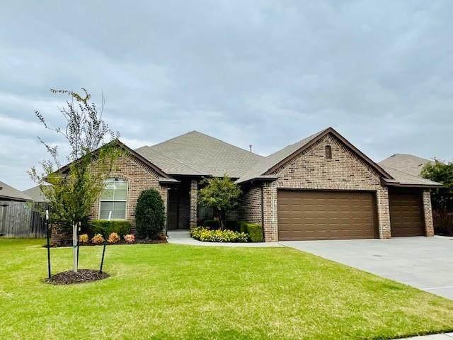 2929 SW 139 Street, Oklahoma City, OK 73170 (MLS #981739) :: The Gardner Real Estate Team