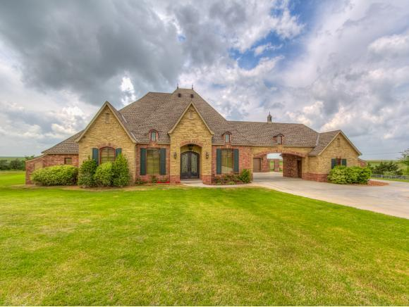 1216 N. Marion Avenue, Hinton, OK 73047 (MLS #284962A) :: Wyatt Poindexter Group