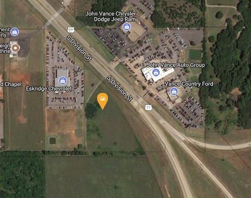 5301 SW Division Street #2, Guthrie, OK 73044 (MLS #727803) :: Wyatt Poindexter Group