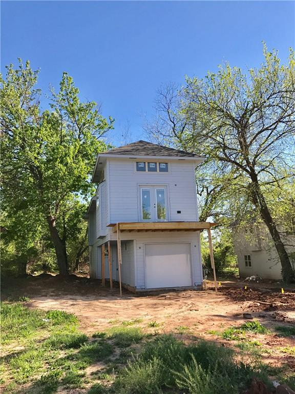 1632 NW 11th, Oklahoma City, OK 73106 (MLS #767335) :: Wyatt Poindexter Group