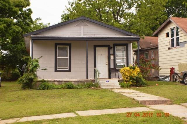 823 Jefferson, Seminole, OK 74868 (MLS #770939) :: Wyatt Poindexter Group
