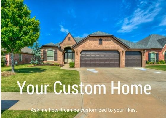 17312 Avila Lane, Oklahoma City, OK 73170 (MLS #777318) :: Richard Jennings Real Estate, LLC