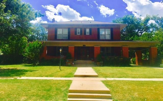 600 S Williams, El Reno, OK 73036 (MLS #781192) :: Wyatt Poindexter Group