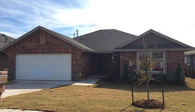 520 Talon Drive, Norman, OK 73072 (MLS #785802) :: Wyatt Poindexter Group