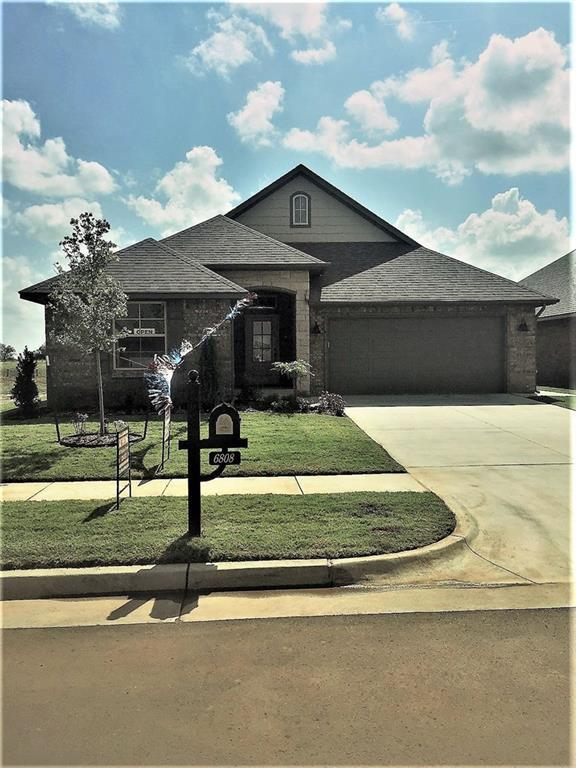 6808 NW 149 Street, Oklahoma City, OK 73142 (MLS #786123) :: Wyatt Poindexter Group