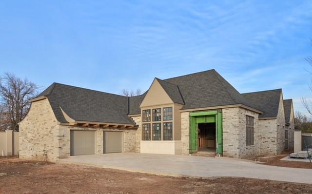 8516 Stonehurst Court, Oklahoma City, OK 73120 (MLS #790419) :: Wyatt Poindexter Group