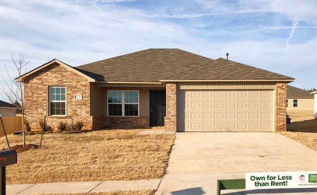 1840 Schooner Road, El Reno, OK 73036 (MLS #794179) :: Wyatt Poindexter Group