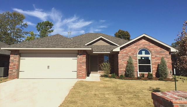 601 Talon Drive, Norman, OK 73072 (MLS #795691) :: Wyatt Poindexter Group