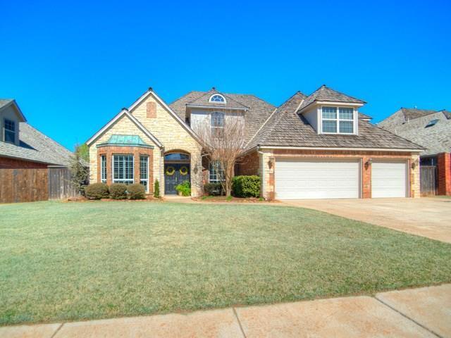 4505 Greystone Lane, Norman, OK 73072 (MLS #797733) :: KING Real Estate Group