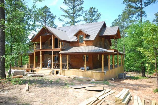 109 Eagle Mountain Trail, Broken Bow, OK 74728 (MLS #798638) :: Wyatt Poindexter Group