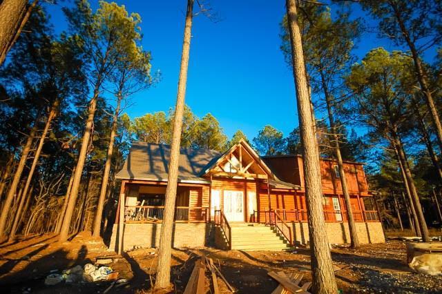 464 Scrub Oak Trail, Broken Bow, OK 74728 (MLS #799634) :: Wyatt Poindexter Group