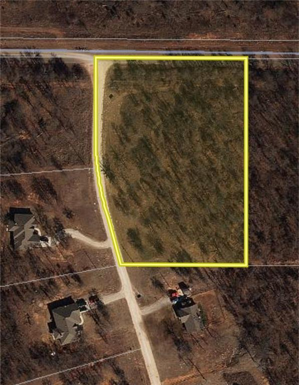 North Fork Road, Luther, OK 73054 (MLS #803889) :: Wyatt Poindexter Group