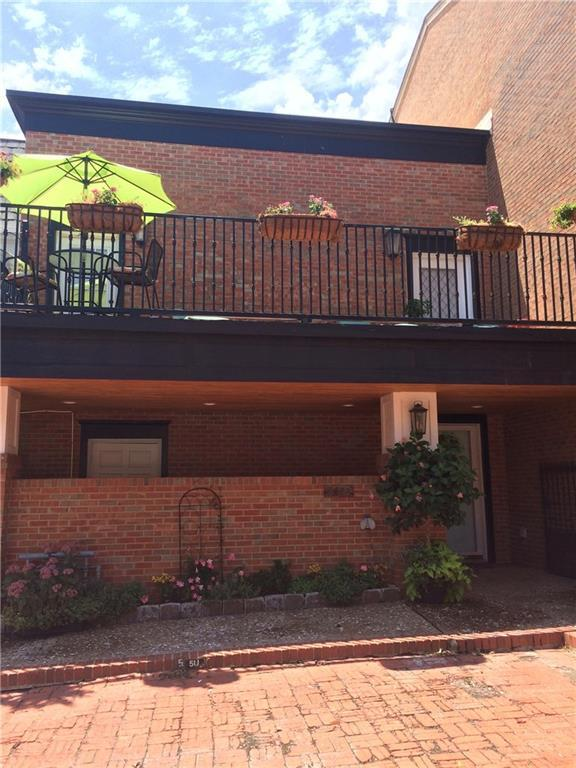 6445 Brandywine Lane Upper 5, Oklahoma City, OK 73116 (MLS #810520) :: Homestead & Co