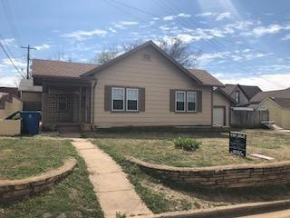 113 W 7th, Chandler, OK 74834 (MLS #811778) :: Erhardt Group at Keller Williams Mulinix OKC