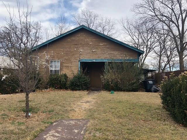 921 N Louisa Avenue, Shawnee, OK 74801 (MLS #815651) :: Wyatt Poindexter Group
