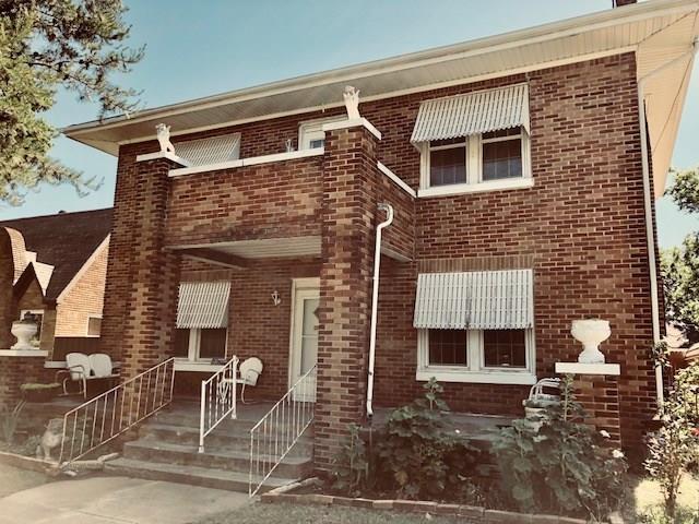 1009 Jefferson Place, Shawnee, OK 74801 (MLS #820103) :: Wyatt Poindexter Group