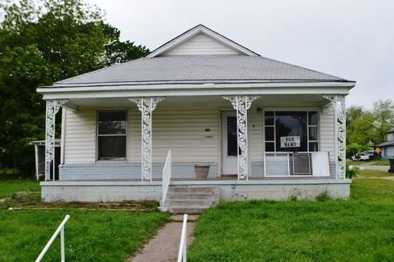 321 N Park, Seminole, OK 74868 (MLS #825189) :: Homestead & Co