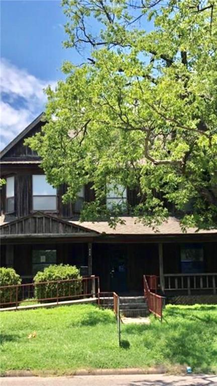 420 N Kickapoo, Shawnee, OK 74801 (MLS #827219) :: Barry Hurley Real Estate