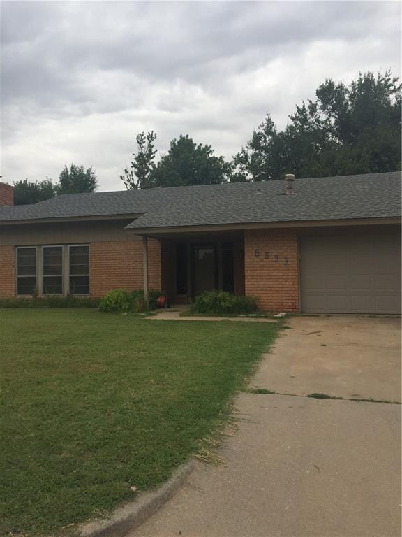 6633 Whitehall Drive, Oklahoma City, OK 73132 (MLS #829022) :: UB Home Team