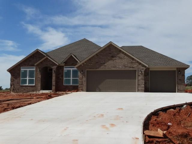 1372 County  2976 Street, Blanchard, OK 73010 (MLS #836264) :: Wyatt Poindexter Group