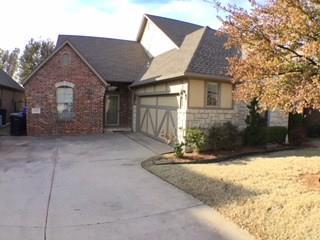 17917 Arbor Lane, Edmond, OK 73012 (MLS #843315) :: Homestead & Co