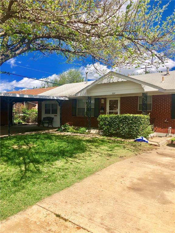 604 N Dallas Avenue, Moore, OK 73160 (MLS #858569) :: Homestead & Co