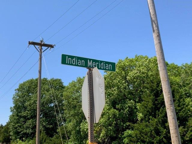 Highway 105 & Indian Meridian, Guthrie, OK 73044 (MLS #867214) :: Homestead & Co