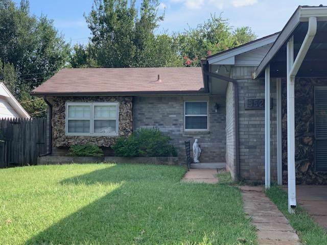 8524 SW 76th Street, Oklahoma City, OK 73169 (MLS #881494) :: Homestead & Co