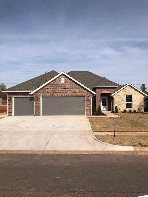 12109 SW 45th Terrace, Mustang, OK 73064 (MLS #881501) :: Homestead & Co