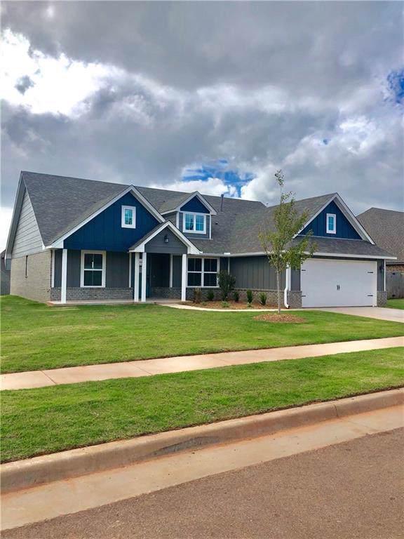11108 SW 31st Street, Mustang, OK 73099 (MLS #885243) :: Homestead & Co