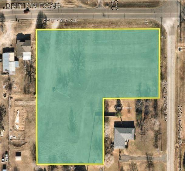 1 E Britton Road, Jones, OK 73049 (MLS #891328) :: Maven Real Estate