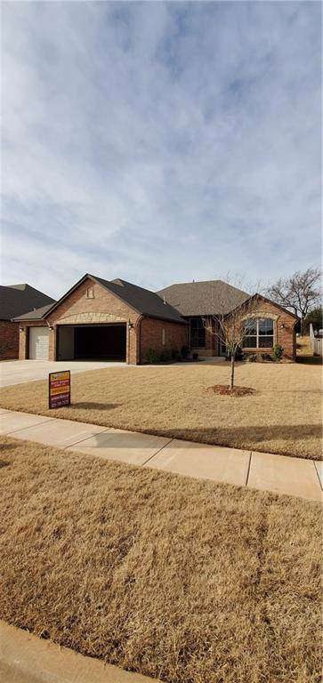 1425 NW 17 Place, Newcastle, OK 73065 (MLS #893224) :: Homestead & Co