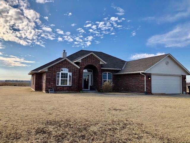 3632 Chuck Wagon Road, Piedmont, OK 73078 (MLS #893334) :: Homestead & Co