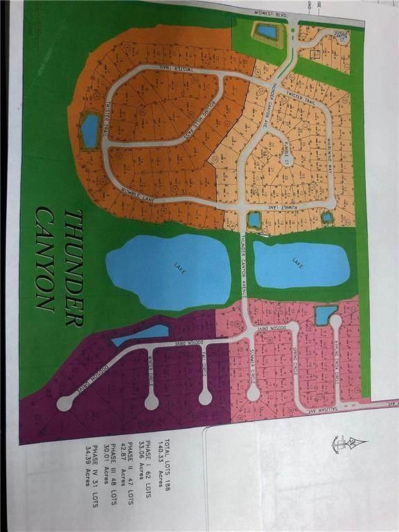 7124 Thunder Canyon Avenue, Edmond, OK 73034 (MLS #897334) :: ClearPoint Realty