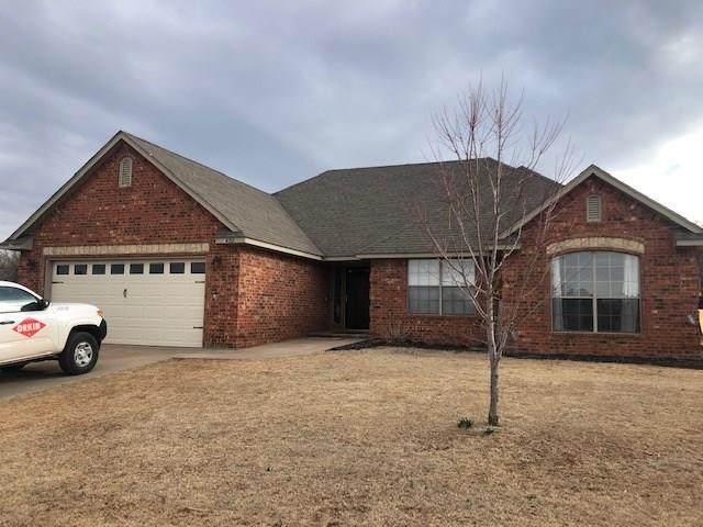1430 Heartwood Drive, Blanchard, OK 73010 (MLS #898258) :: Homestead & Co