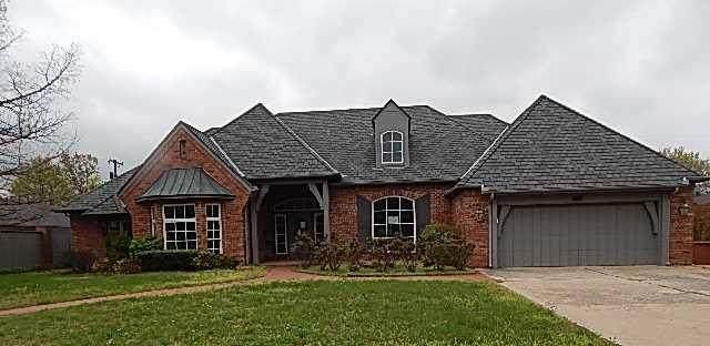1606 Drakestone Avenue, Oklahoma City, OK 73120 (MLS #906594) :: Homestead & Co