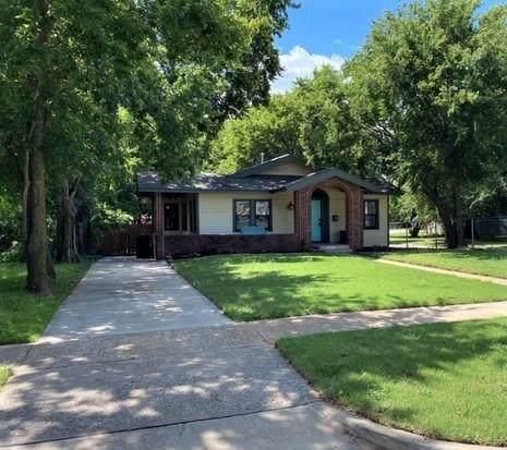 1611 N Ellison Avenue, Oklahoma City, OK 73106 (MLS #909691) :: Erhardt Group at Keller Williams Mulinix OKC