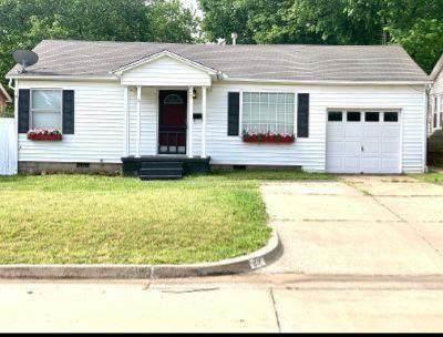 25 E Midland Street, Shawnee, OK 74804 (MLS #910657) :: Homestead & Co
