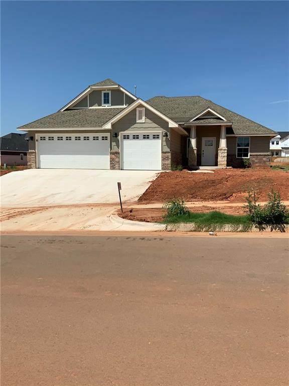 8321 NW 151 Terrace, Edmond, OK 73013 (MLS #915598) :: Homestead & Co