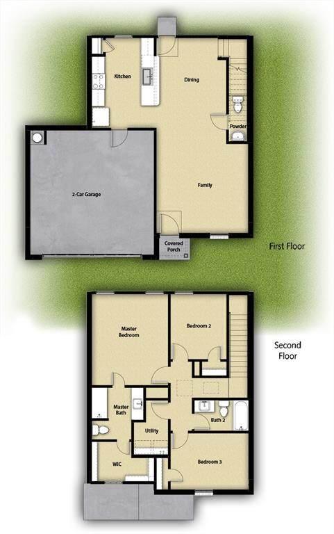 912 NW 6th Street, Newcastle, OK 73065 (MLS #924662) :: Keri Gray Homes