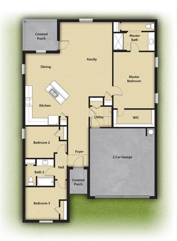 900 NW 6th Street, Newcastle, OK 73065 (MLS #924689) :: Erhardt Group at Keller Williams Mulinix OKC