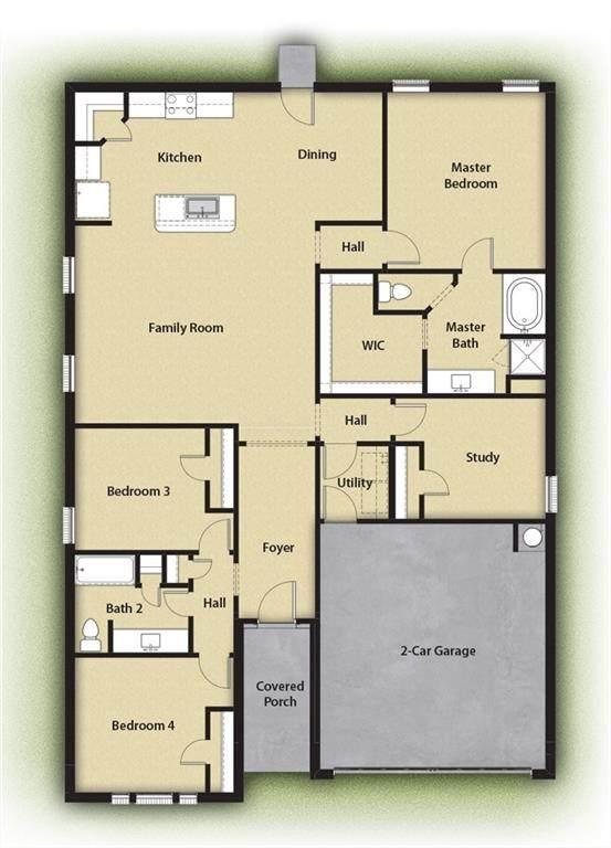 909 NW 6th Street, Newcastle, OK 73065 (MLS #924721) :: Keri Gray Homes