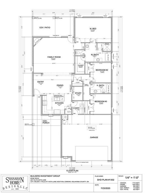 2217 Alta Vista Lane, Edmond, OK 73034 (MLS #925250) :: Keri Gray Homes