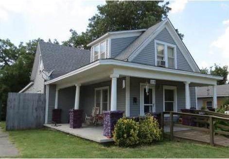 509 N Oklahoma Avenue, Mangum, OK 73554 (MLS #928942) :: Keri Gray Homes