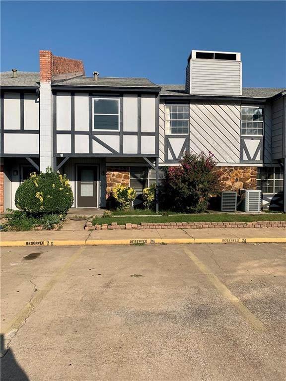 2616 N Ann Arbor Avenue #115, Oklahoma City, OK 73127 (MLS #929684) :: ClearPoint Realty