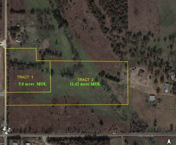 1500 S County Line Road, Newcastle, OK 73065 (MLS #930207) :: Maven Real Estate