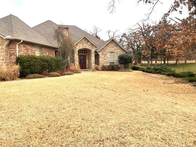 8616 Palermo Drive, Edmond, OK 73034 (MLS #937601) :: ClearPoint Realty